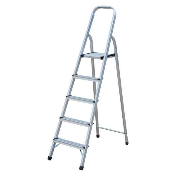 Nhôm được ứng dụng trong làm thang