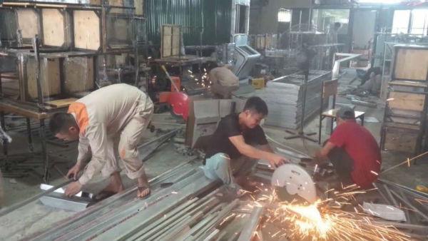 Công ty TNHH XNK Cát Tường là công ty cung cấp nhôm cuộn hàng đầu