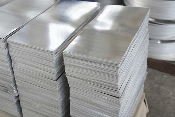 Các chủng loại nhôm có tại công ty nhập khẩu nhôm A1050