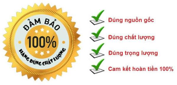 Các cam kết chất lượng cũng là một tiêu chí để đánh giá uy tín của đơn vị nhập khẩu