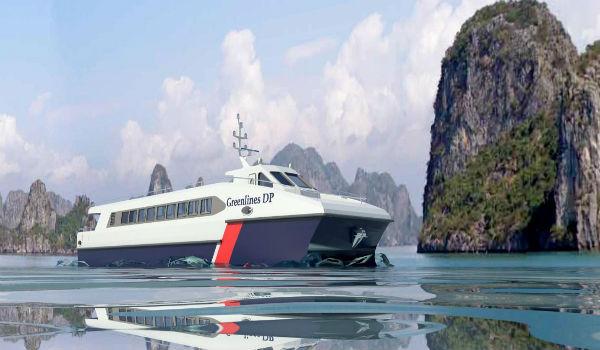 Nhôm đóng tàu tạo nên những chiếc tàu vận tải bền vững với thời gian