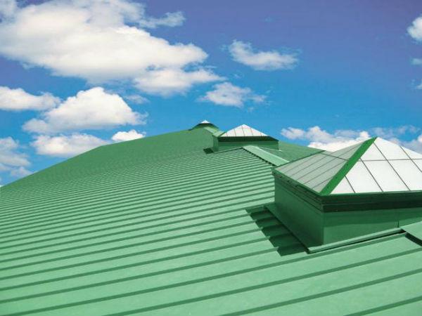 Nhôm lợp mái tôn được ứng dụng nhiều trong các nhà xưởng